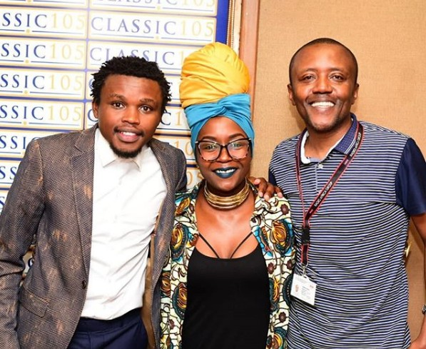 Kansiime with Maina and Chipukeezy