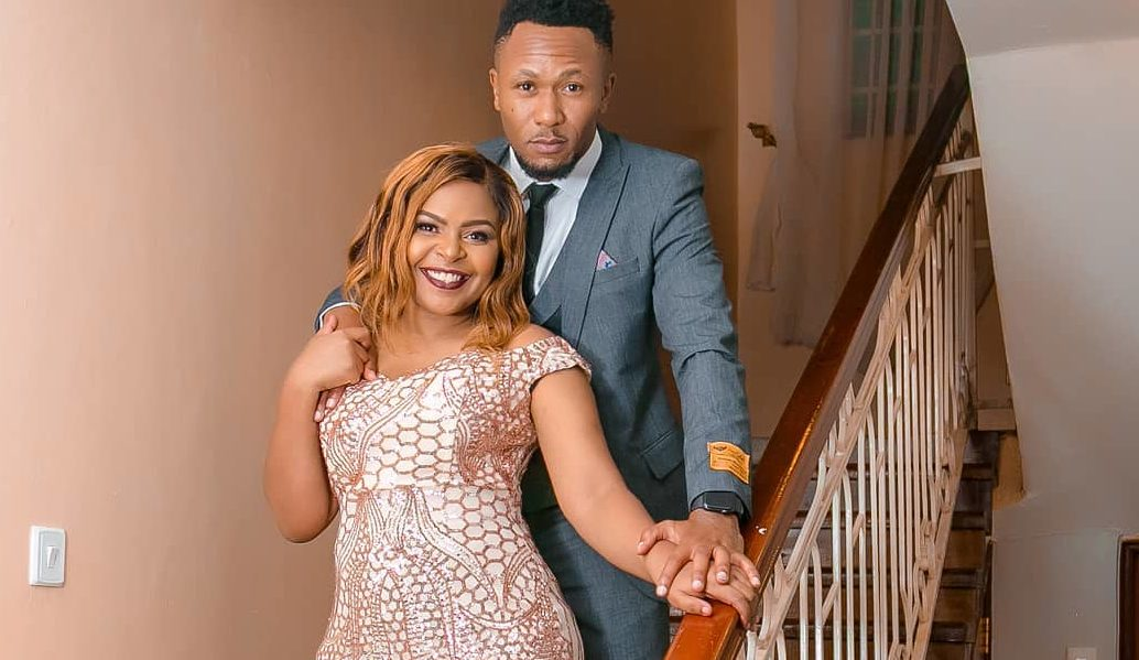 Dj Mo with Size 8