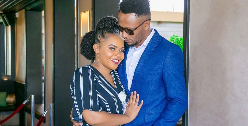 Size 8 and DJ Mo together
