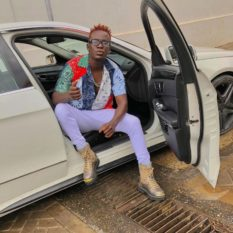 Willy Paul looking great