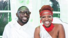 Polycarp Fancyfingers with his wife 3