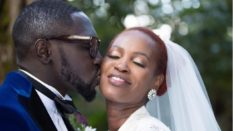 Polycarp Fancyfingers with his wife