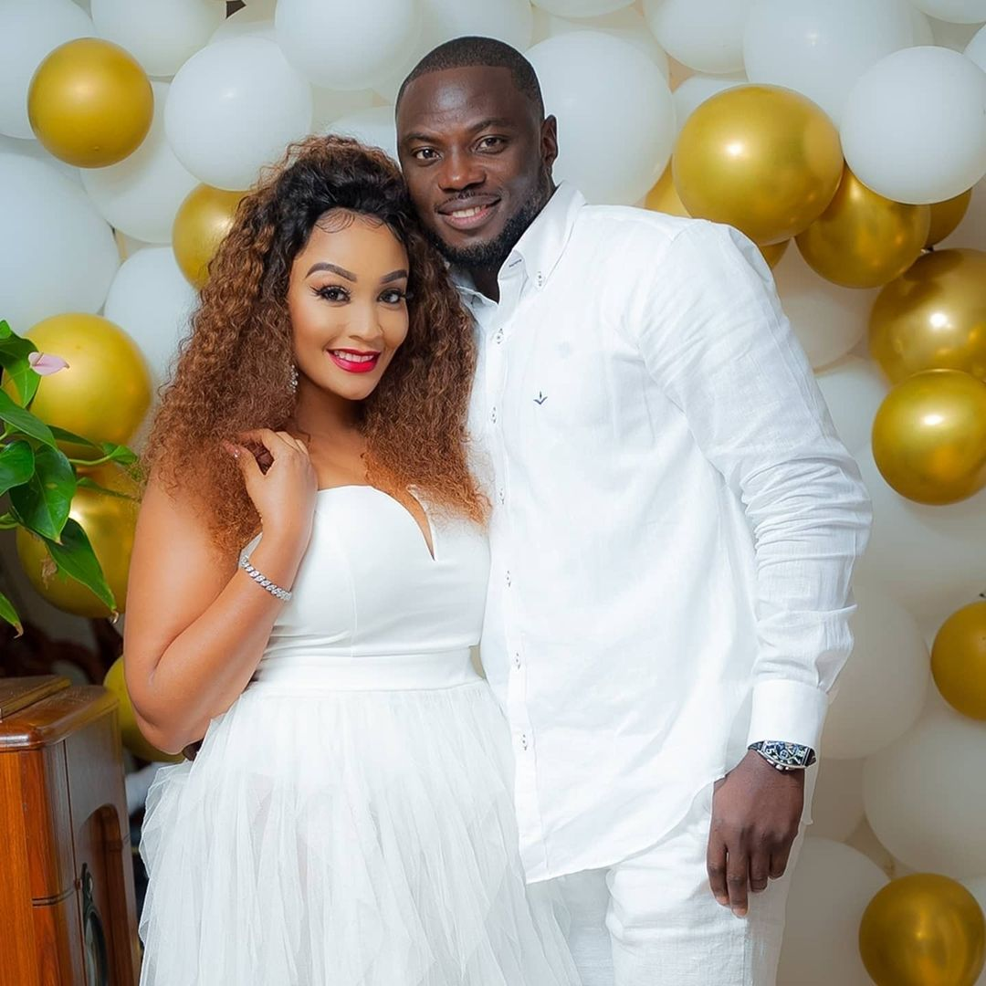 Zari Hassan with her new man