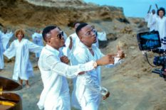 ali kiba and tommy flavour (1)